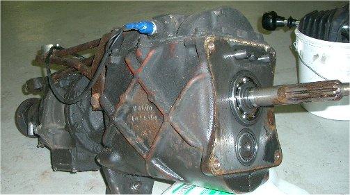 Volvo m45 rattaat