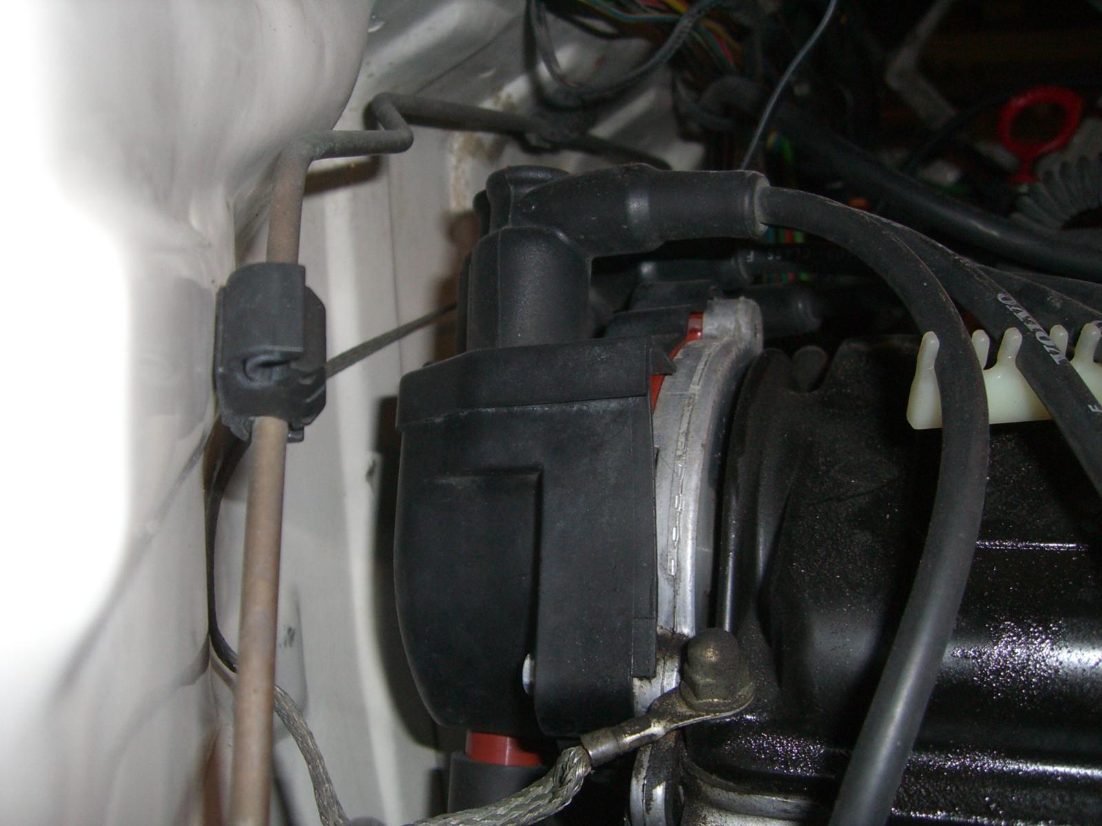 B230ft Lh24 83 Volvo Wiring Harness